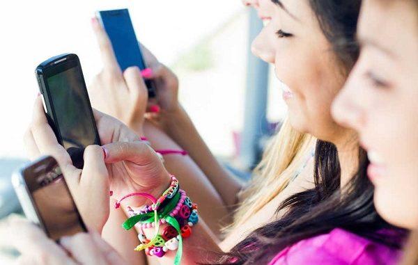 social chiacchieroni ricerca dite