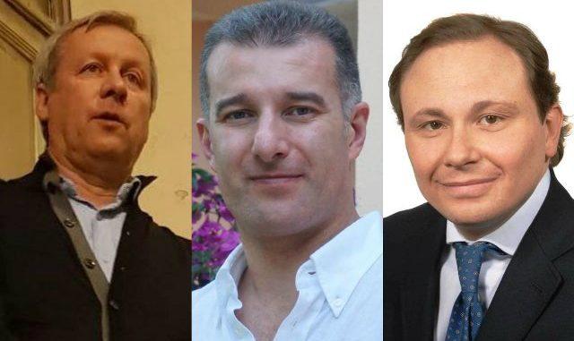 Forza italia sospende arrestati