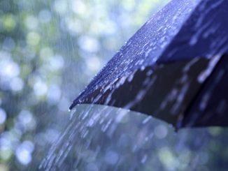 depressione pioggia bel tempo
