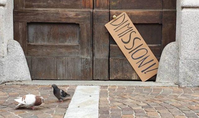 gallarate tangenti dimissioni cassani