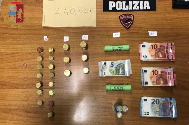 gallarate ladro furti arresto