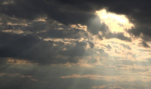 nubi pioggia pressione miglioramento