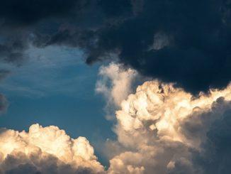 sereno nuvole perturbazione atlantica