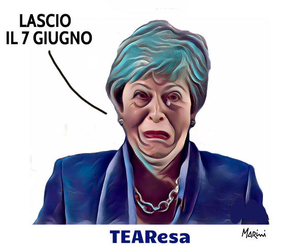 theresa may brexit marini