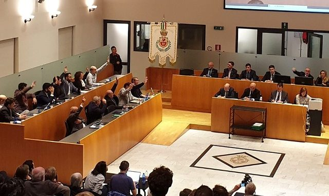 Gallarate Pd rimpasto Cassani
