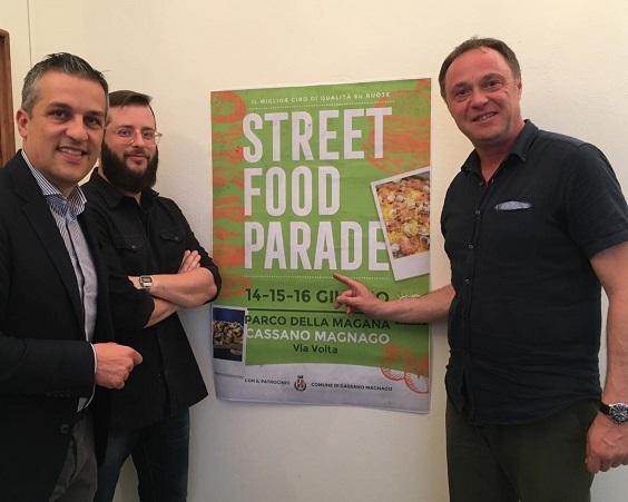 street food parade cassano