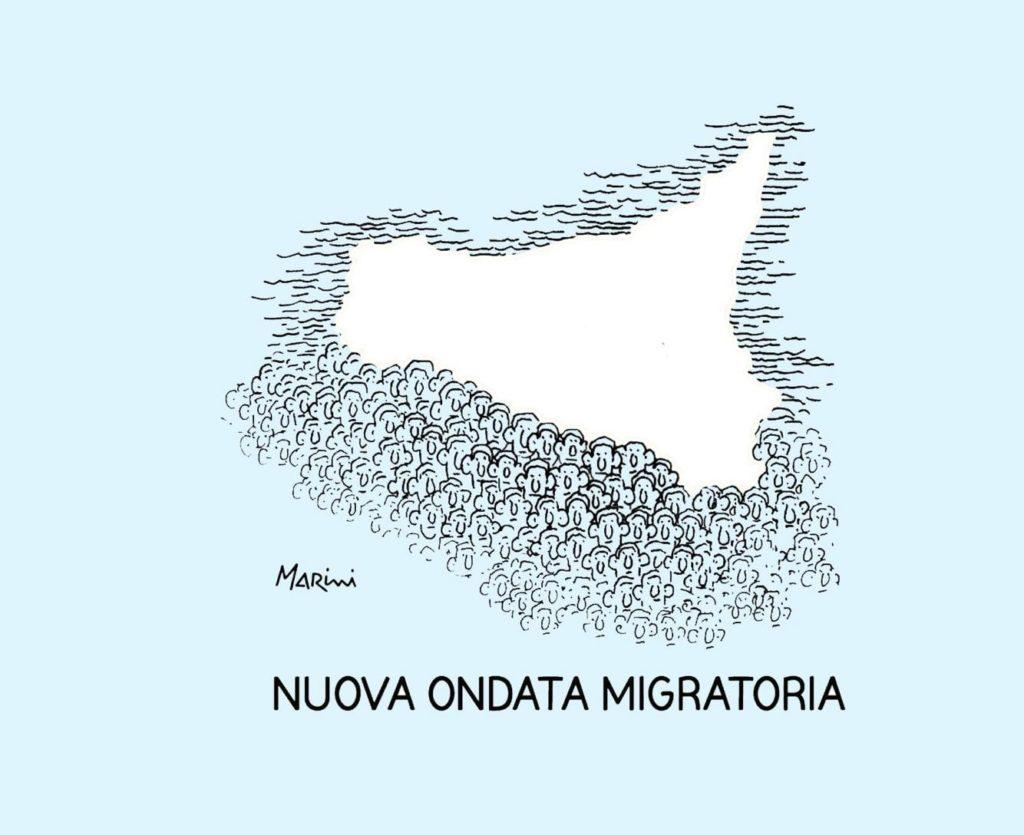 sbarchi sicilia marini