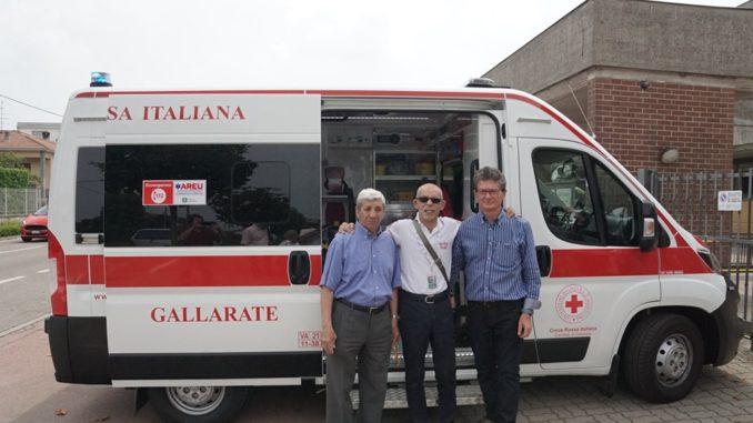 lonate croce azzurra ambulanza