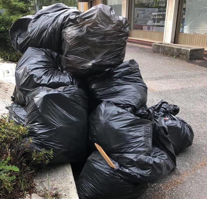cassano abbandono rifiuti poliseno
