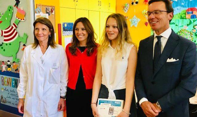 Pediatria busto amici di emy