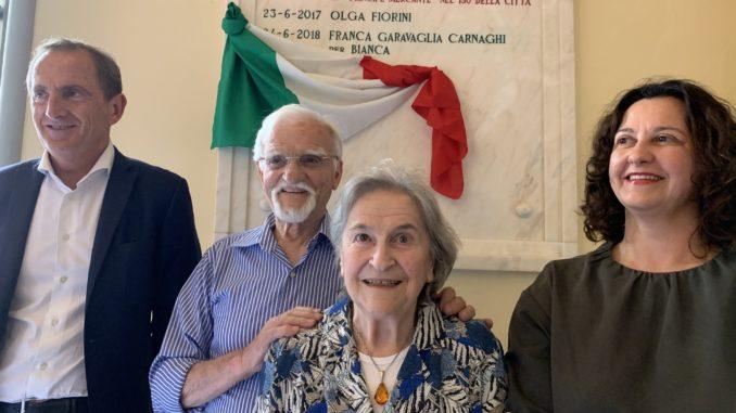 Busto Ginetto Grilli benemerito