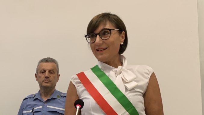 Trenino Marnate sindaco Elisabetta Galli