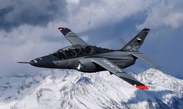 Leonardo M345 aeronautica militare