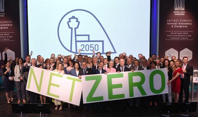 aeroporti milano emissioni zero