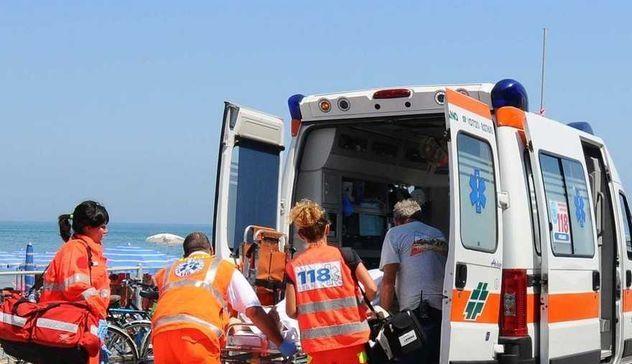 ambulanza spiaggia