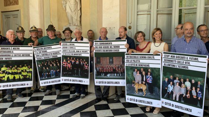 castellanza associzioni campagna sindaco
