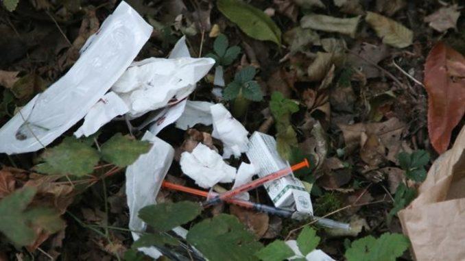 castellanza droga boschi minorenni