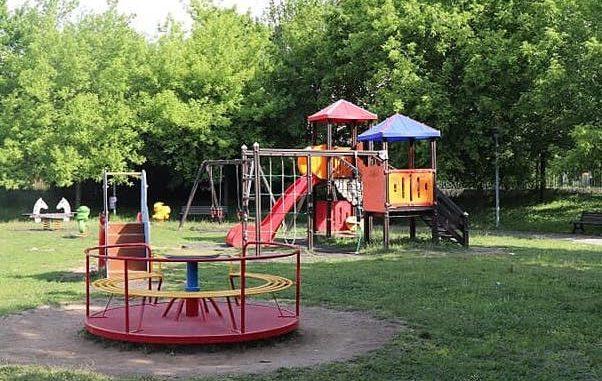 fagnano parco bambini di beslan