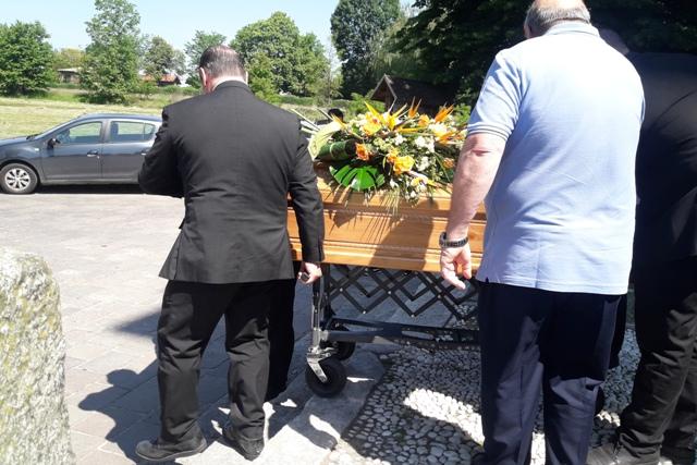 somma funerale alessandra grinovero