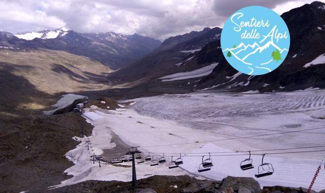 ghiacciao del Senales