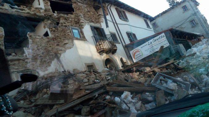 legnano amatrice terremoto donazioni