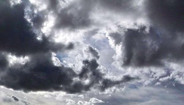 nuvole instabilità temporali rilievi