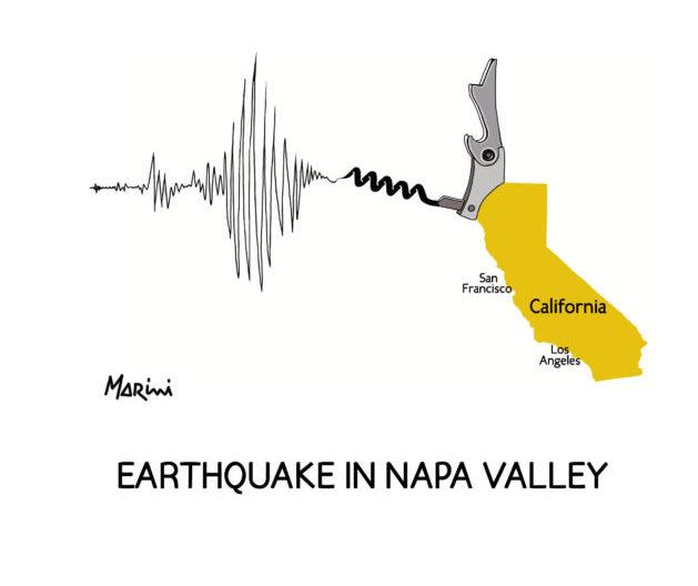 terremoto california marini