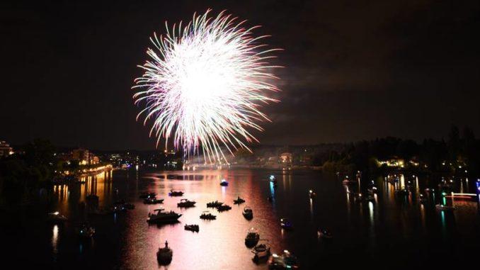 fuochi artificio sesto calende