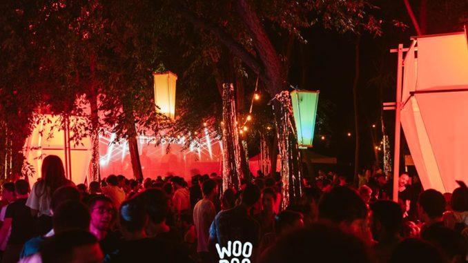 woodoo fest musica cassano