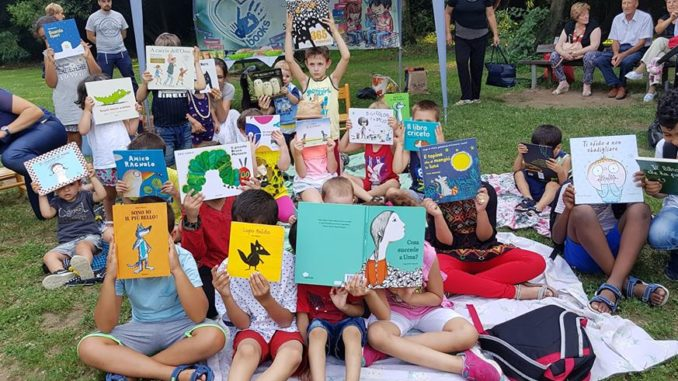 samarate libri parco bambini