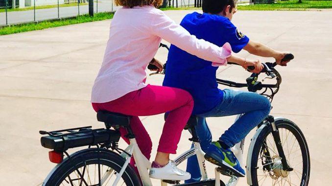 bicicletta inclusiva sesto onlus