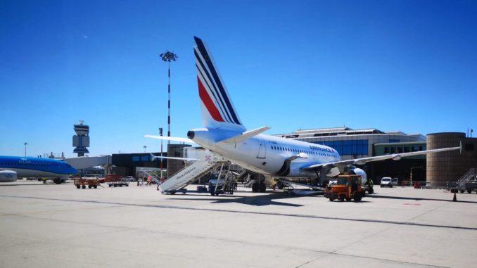 tassa aerei francia ambiente