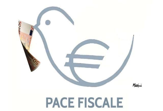 pace fiscale marini