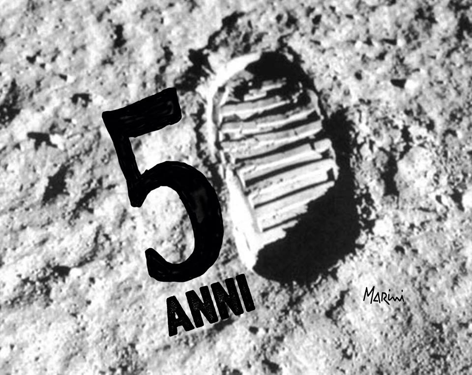 apollo 11 luna marini