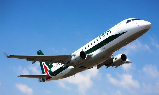 Alitalia volo Brindisi Malpensa