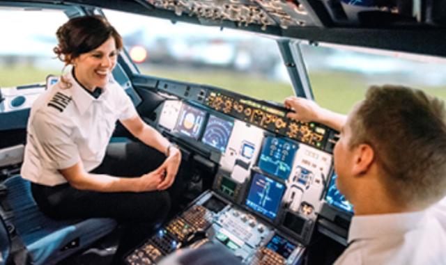 Malpensa addestramento piloti easyJet