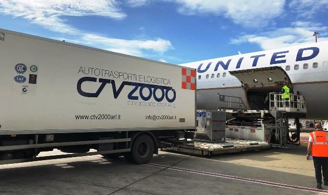 Ctv 2000 Malpensa Cargo