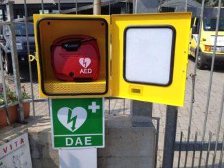 rescaldina terzosettore corsi defibrillatori