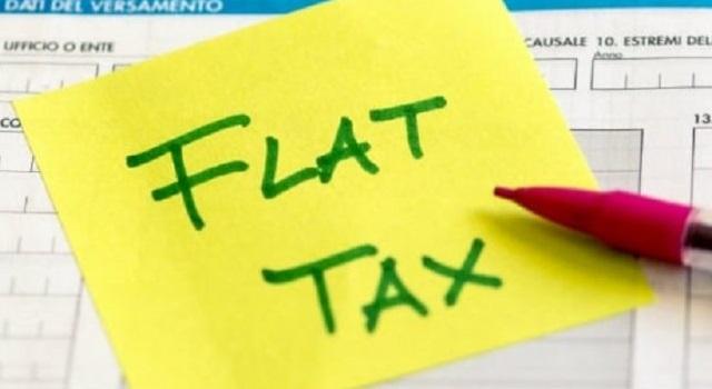 laurenzano flat tax governo