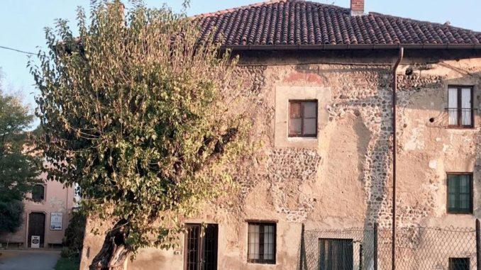 Fagnano castellazzo castello Bossi