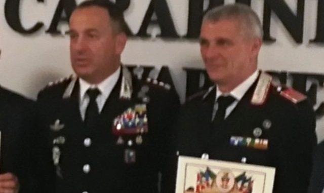 Marco Covolo carabinieri Busto