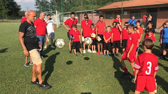 turbigo soccer boys maccarone