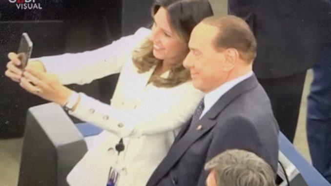 Isabella Tovaglieri Silvio Belusconi