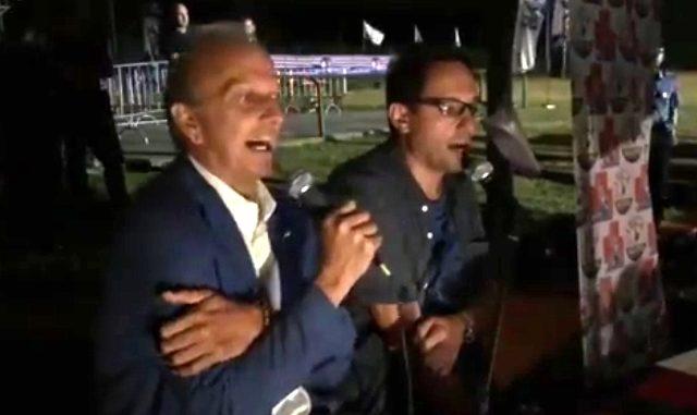 Golasecca karaoke lega giorgetti