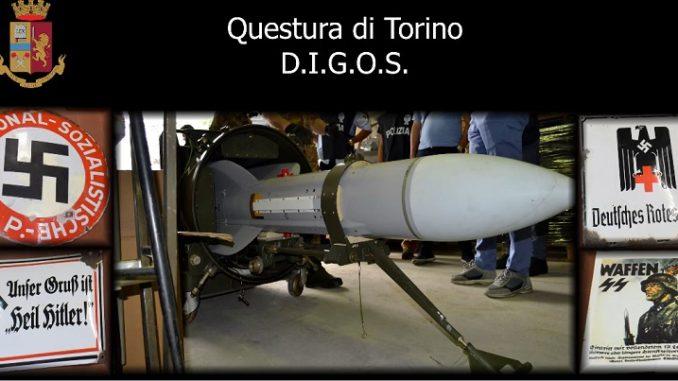gallarate armi guerra