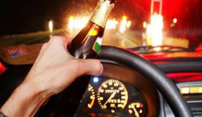 gallarate ubriaco guida denuncia
