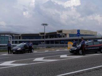 malpensa carabinieri tassista abusivo