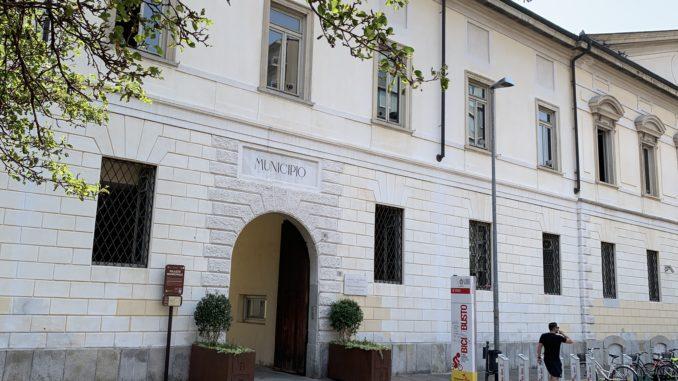 palazzo gilardoni busto comune municipio