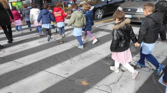 sicurezza bambini scuola gallarate
