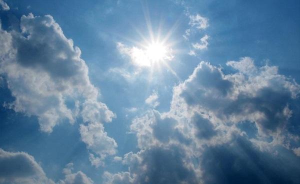 temperatura aumento instabilità rilievi